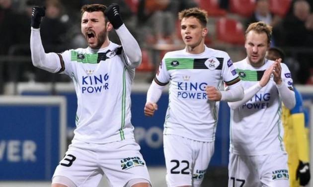 Гент напередодні гри з Динамо зазнав чергової поразки в чемпіонаті Бельгії