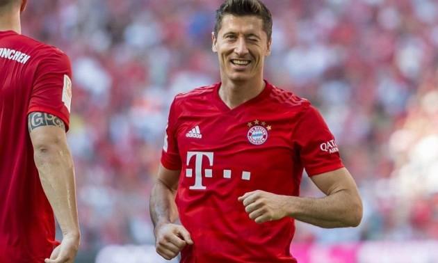 Баварія перемогла Уніон у 26 турі Бундесліги