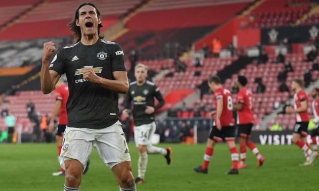 Манчестер Юнайтед оголосив про продовження контракту з Кавані