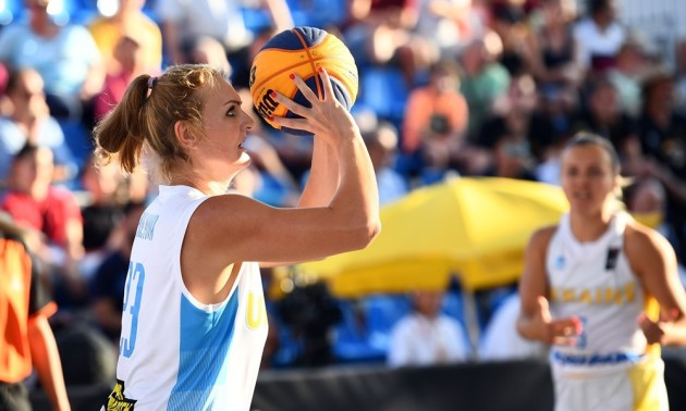 Українки вийшли до чвертьфіналу чемпіонату Європи