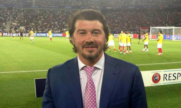 Відомий агент дотепно потролив тренера Динамо