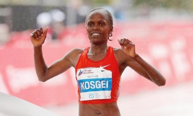 Кенійка побила світовий рекорд у жіночому марафоні