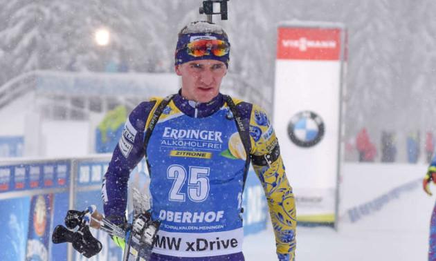 Найуспішніший біатлоніст України: Дмитру Підручному - 28!