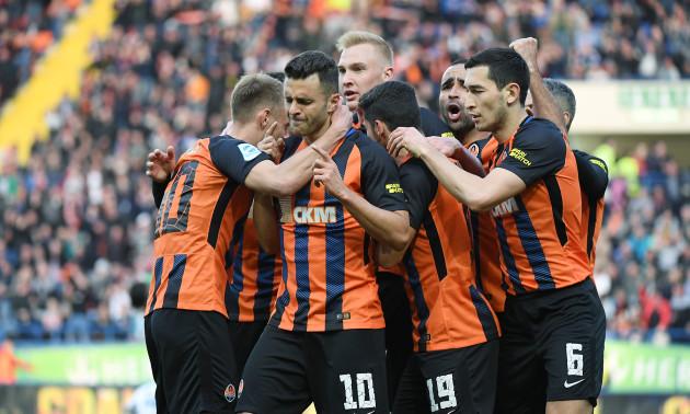 Шахтар переміг Динамо в серії пенальті та вийшов у півфінал Кубка України