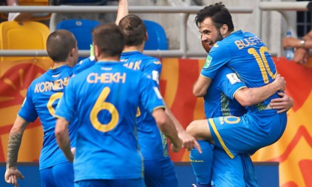 Україна - Італія 1:0. Огляд матчу