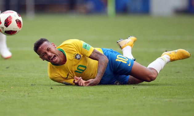 Неймар отримав травму в товариському матчі з Нігерією