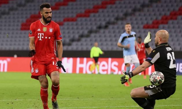 Баварія перемогла Лаціо у 1/8 фіналу Ліги чемпіонів