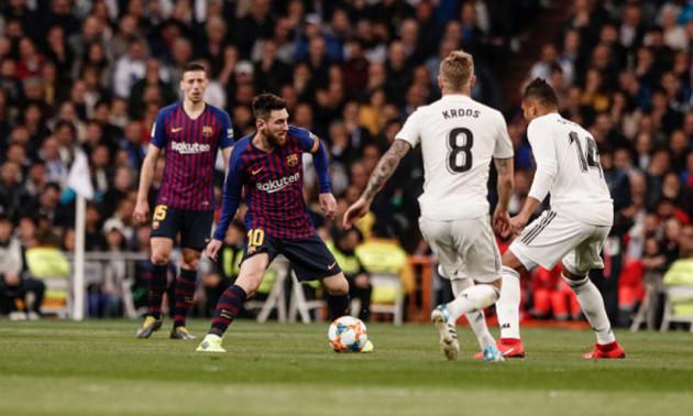 Стала відома дата матчу Барселона - Реал