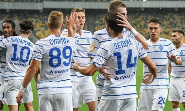 Сидорчук та Бойко вийдуть у стартовому складі Динамо на матч з Маріуполем