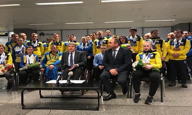 Збірна паралімпійців України виграла чемпіонат світу з зимових видів спорту