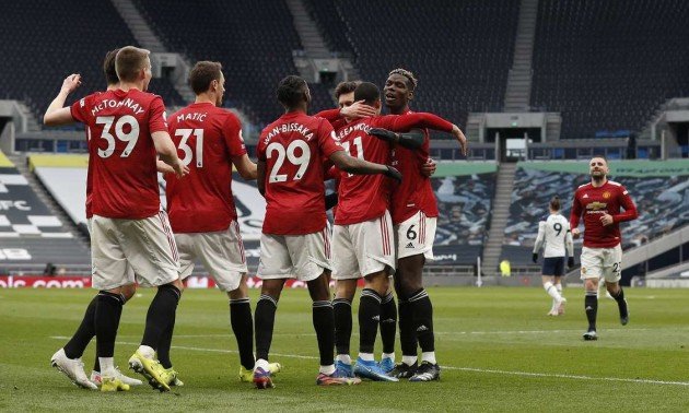 Тоттенгем - Манчестер Юнайтед 1:3. Огляд матчу