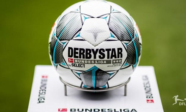 Бундесліга презентувала офіційний м'яч наступного сезону