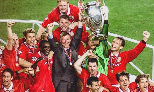 Манчестер Юнайтед і Баварія хочуть повторити легендарний фінал Ліги чемпіонів. ВІДЕО