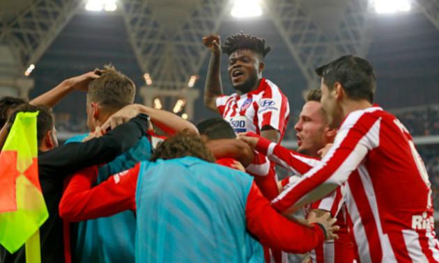 Гравці і тренери Атлетіко погодилися на урізання зарплати
