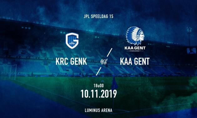 Генк - Гент: онлайн-трансляція матчу 15 туру чемпіонату Бельгії. LIVE