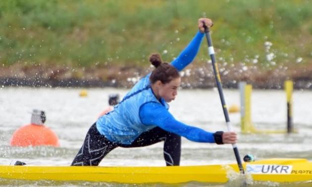 Українка виграла дві медалі на Кубку світу з веслування