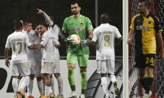 Брага - AEK 3:0. Огляд матчу