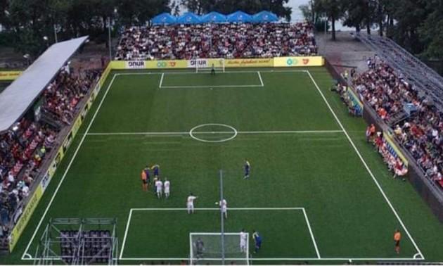 В Києві назріває скандал пов'язаний з міською федерацією футболу