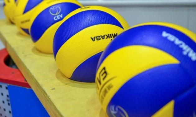 В Україні достроково завершився чемпіонат з волейболу