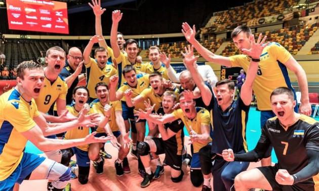 Збірна України програла Нідерландам на чемпіонаті Європи