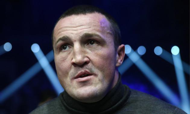 Російський чемпіон побажав успіхів Усику