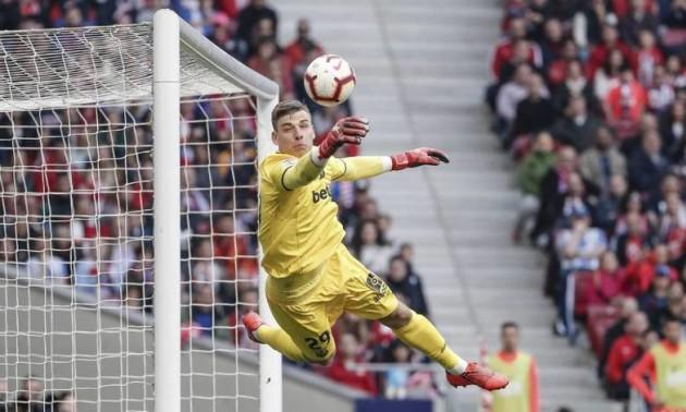 Лунін розпочав підготовку до нового сезону з Реалом