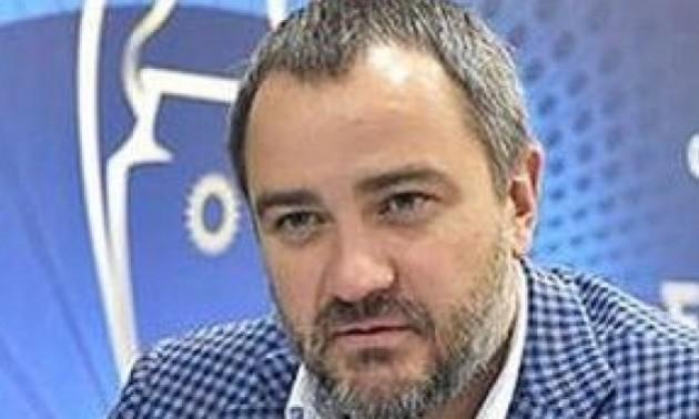 Павелко: Вважаємо, є дати для проведення матчу Швейцарія - Україна