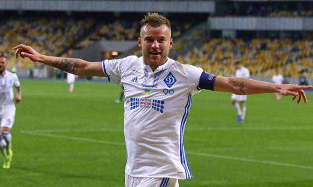 Голи Ярмоленка і Антунеша - в добірці найкращих 1/8 Ліги Європи