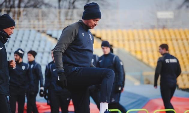 Мілевський: Упевнений, що фізично команда Минай буде готова