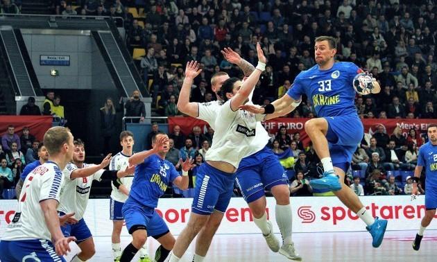 Україна дізналася суперників по групі Євро-2020