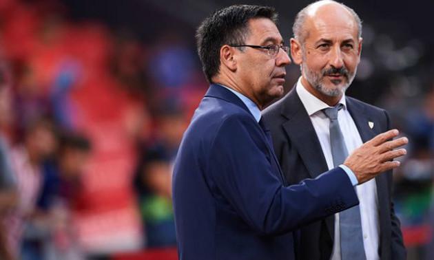 Барселона завершила фінансовий рік зі збитками у розмірі 97 млн євро