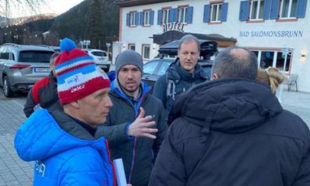 Італійська поліція провела обшуки у російських біатлоністів