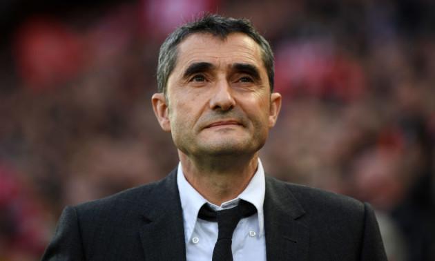 Вальверде продовжить тренувати Барселону