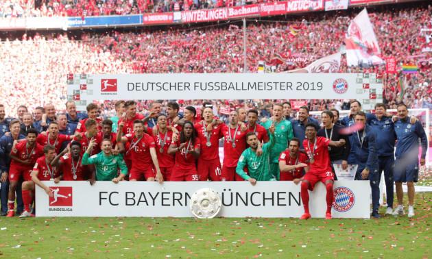 Визначилися всі представники Німеччини в єврокубках
