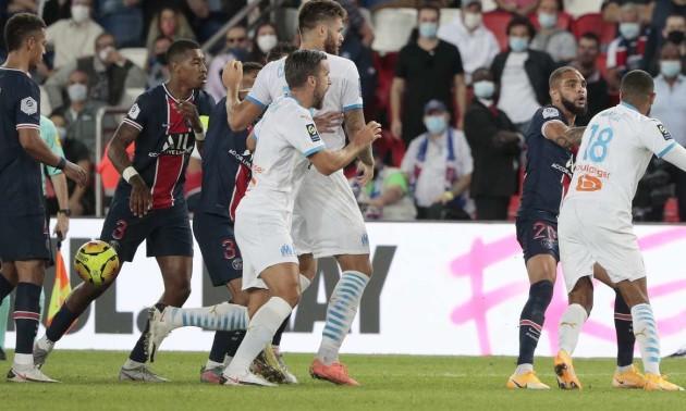ПСЖ - Марсель 0:1. Огляд матчу