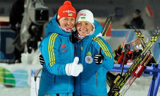 Сестри-чемпіонки Віта і Валя Семеренки святкують день народження. ВІДЕО