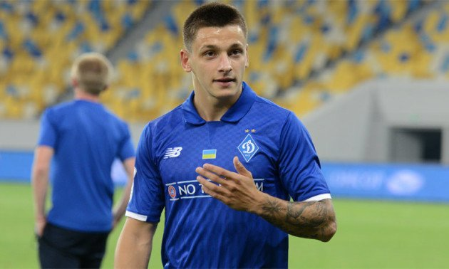Нападник Динамо отримав травму на тренуванні