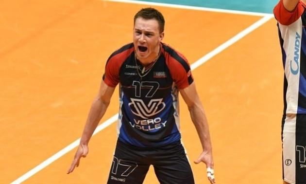Український волейболіст може продовжити кар'єру в Росії