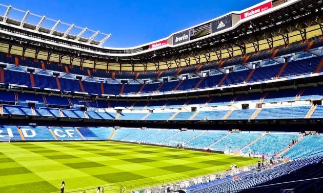 На стадіоні Реала зроблять склад для боротьби з коронавірусом