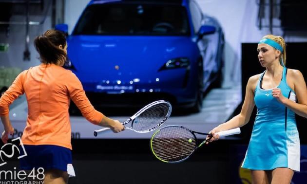 Кіченок вийшла у парний півфінал турніру у Штутгарті
