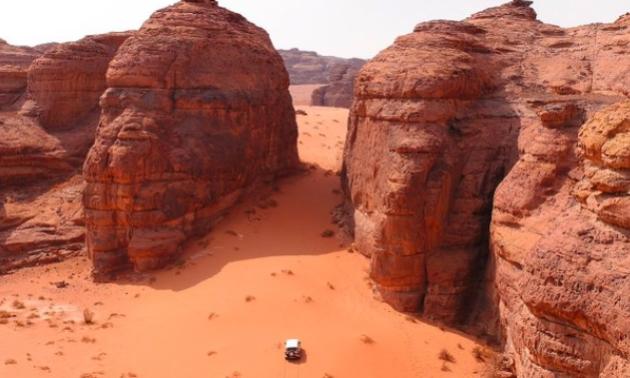 Дакар-2020 відбудеться в Саудівській Аравії