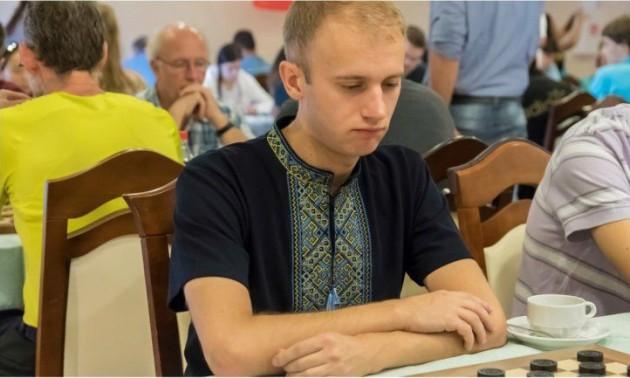 Український шашкіст переміг на етапі Кубка Світу