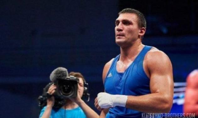 Український суперважковаговик Вихрист перейшов у професіонали