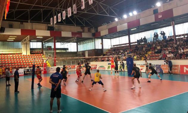 Збірна України вийшла до фіналу турніру у Македонії