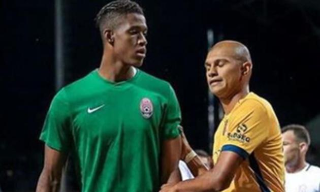 Зоря розірвала контракт із бразильським гравцем