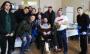 Зустріч футболістів Динамо з пораненими