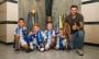 Динамо запросило хлопчаків, які співали гімн України у своєму дворі