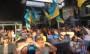 Збірну України U-20 зустріли в аеропорту оваціями та караваєм