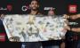Бійці UFC вшанували пам'ять Марадони на дуелі поглядів
