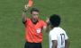 Арбітр показав гравцеві середній палець і червону картку